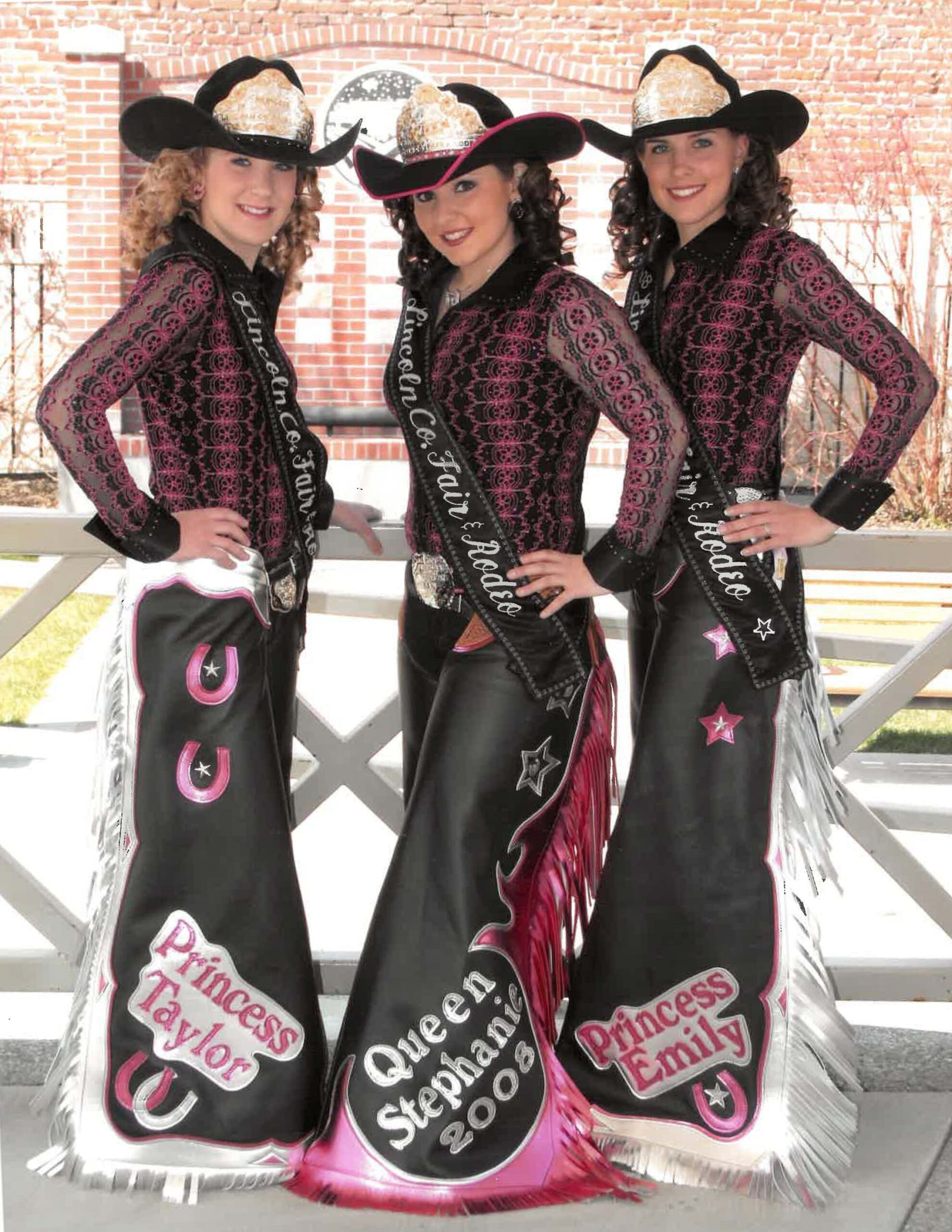 2008 Lincoln County Fair & Rodeo Royalty