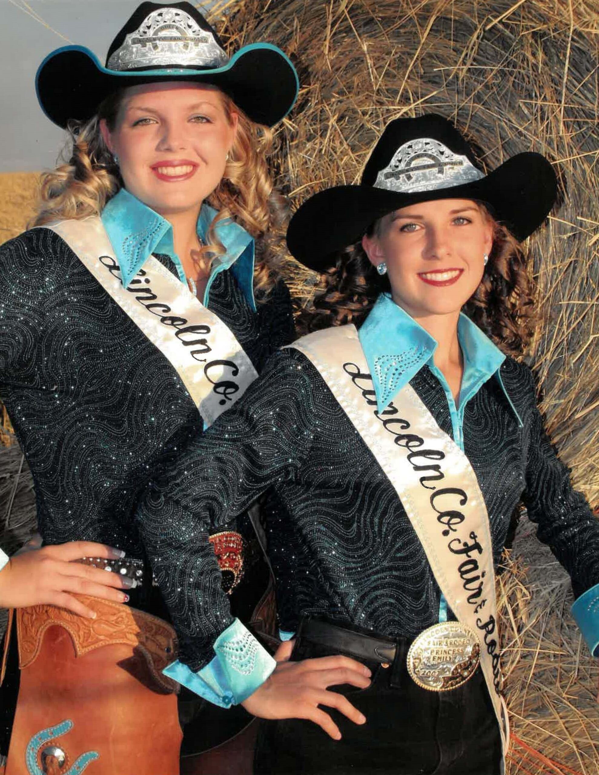 Lincoln County Fair & Rodeo Royalty 2007