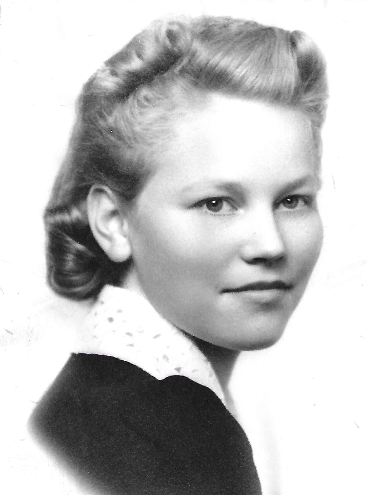 1941 Lincoln County Fair Queen