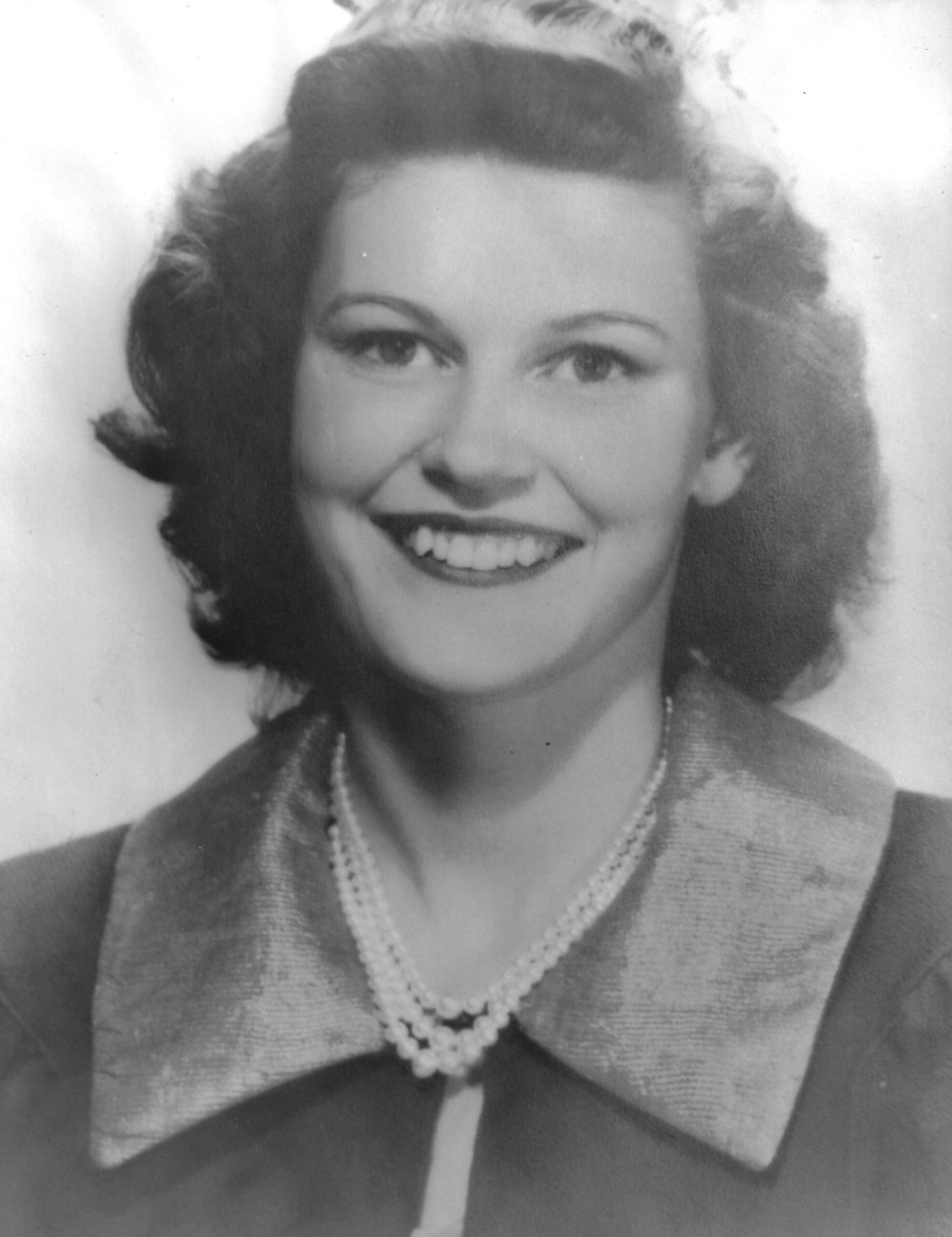 1948 Lincoln County Fair Queen
