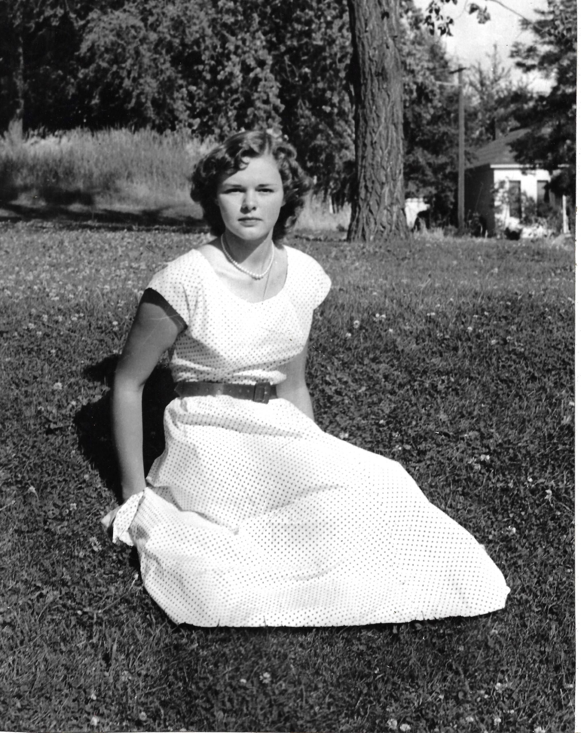 1950 Lincoln County Fair Queen