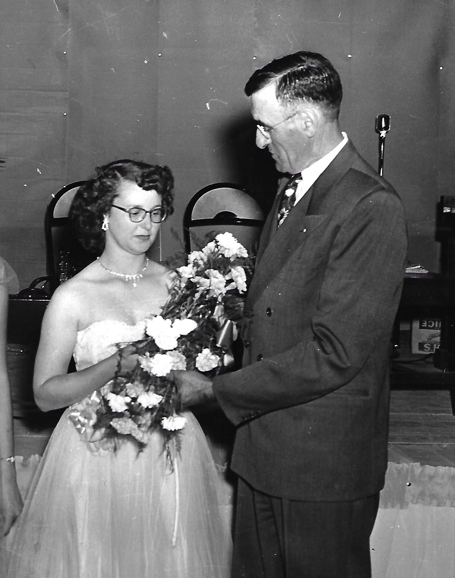 1951 Lincoln County Fair Queen