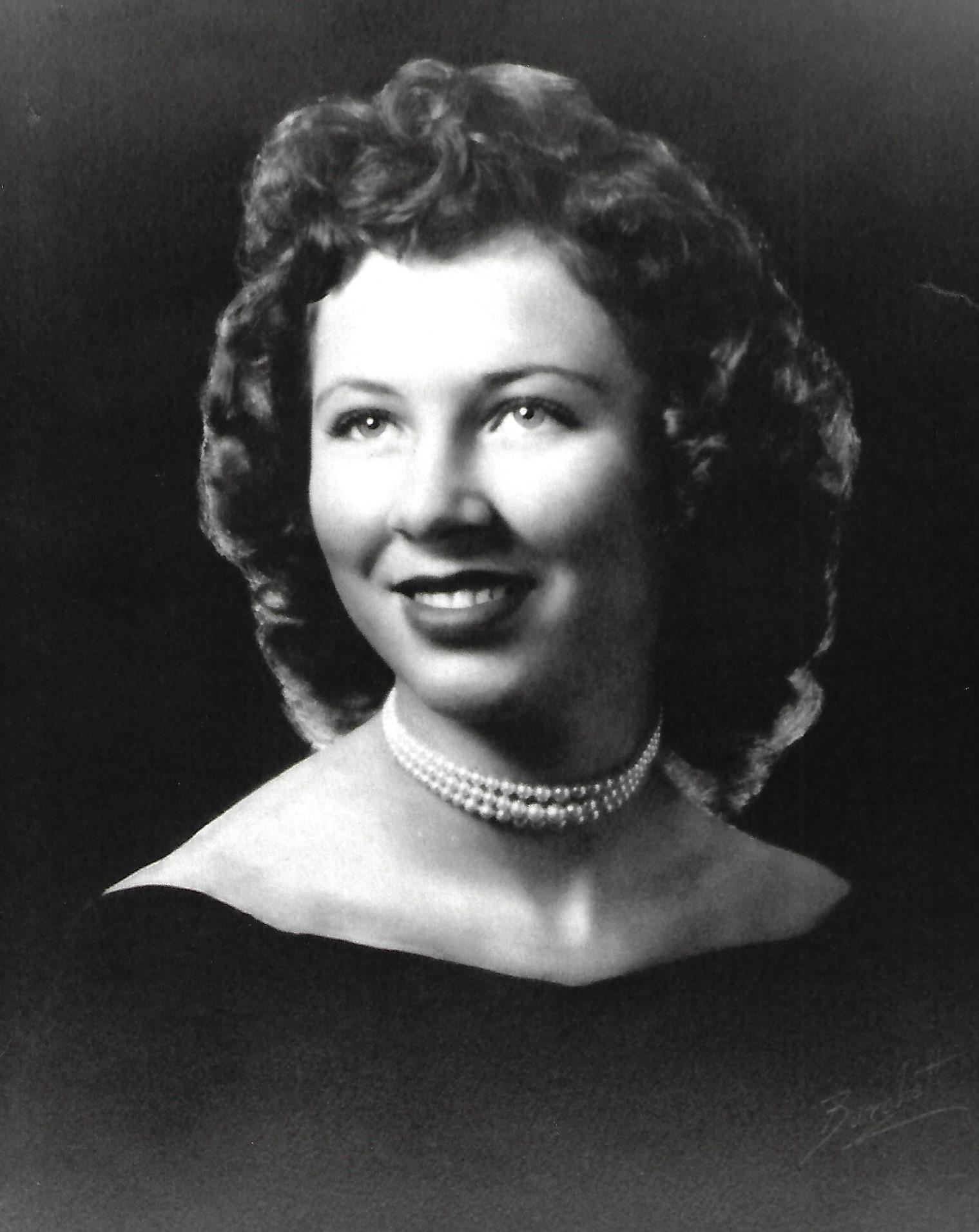 1953 Lincoln County Fair Queen