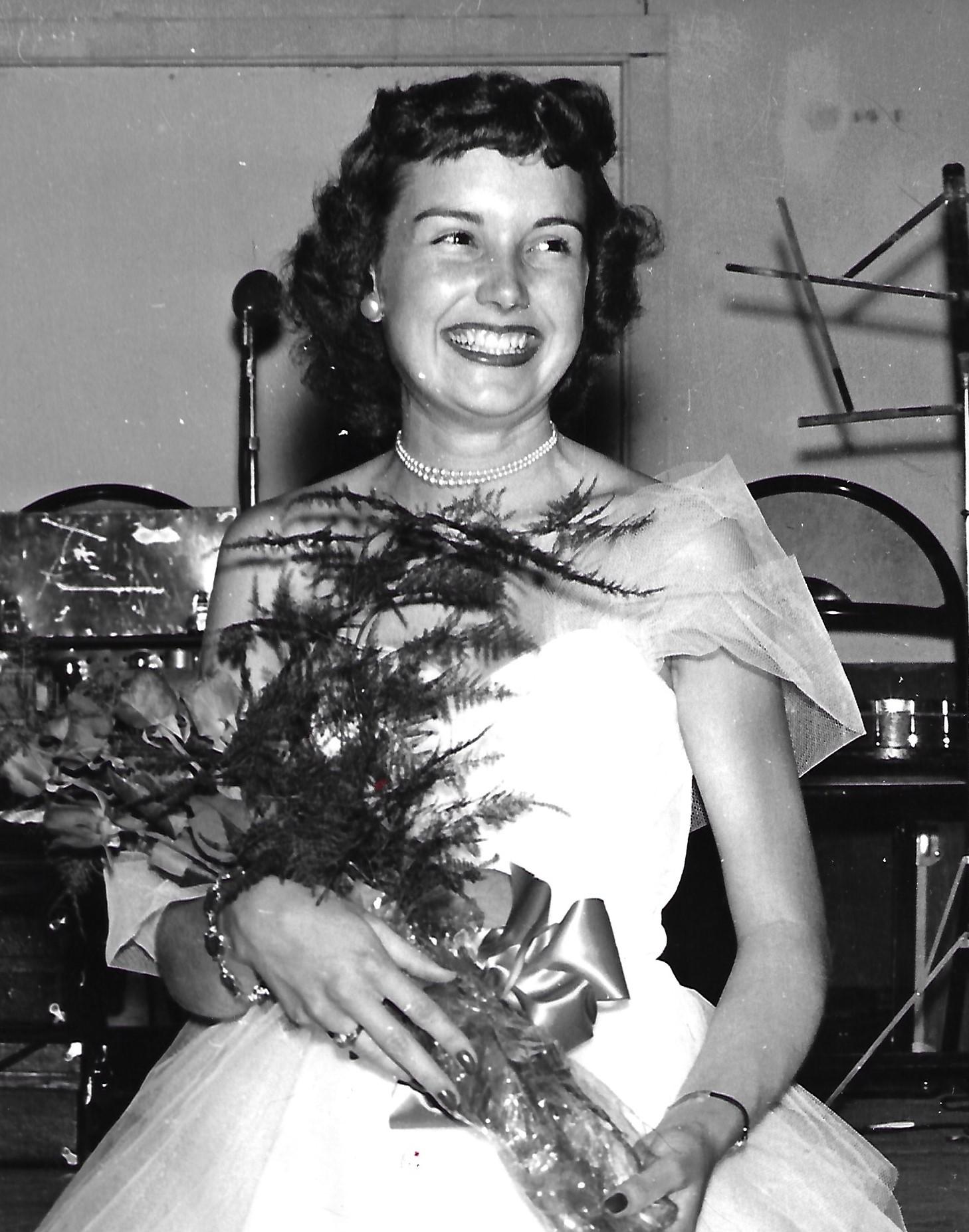 1954 Lincoln County Fair Queen