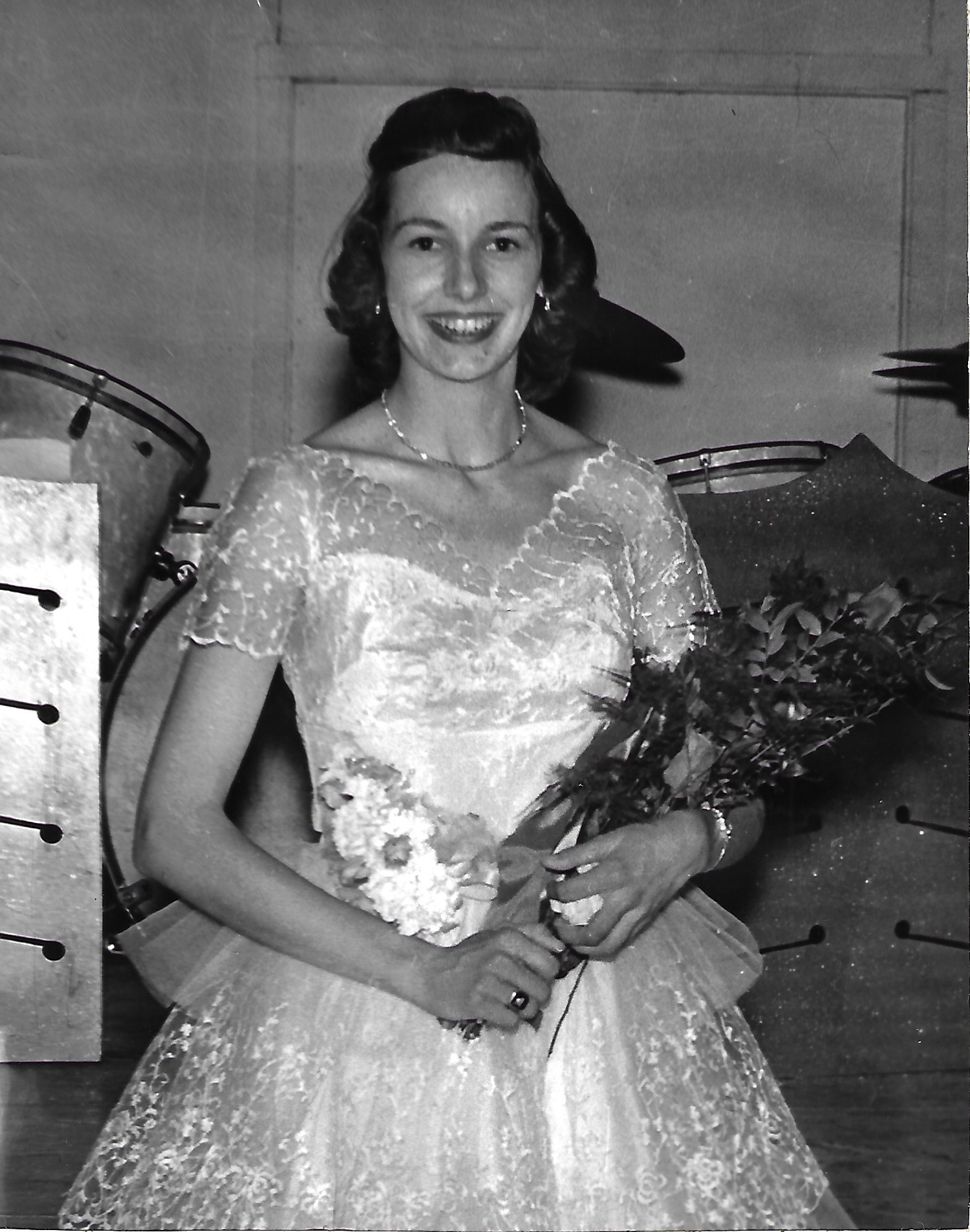 1955 Lincoln County Fair Queen