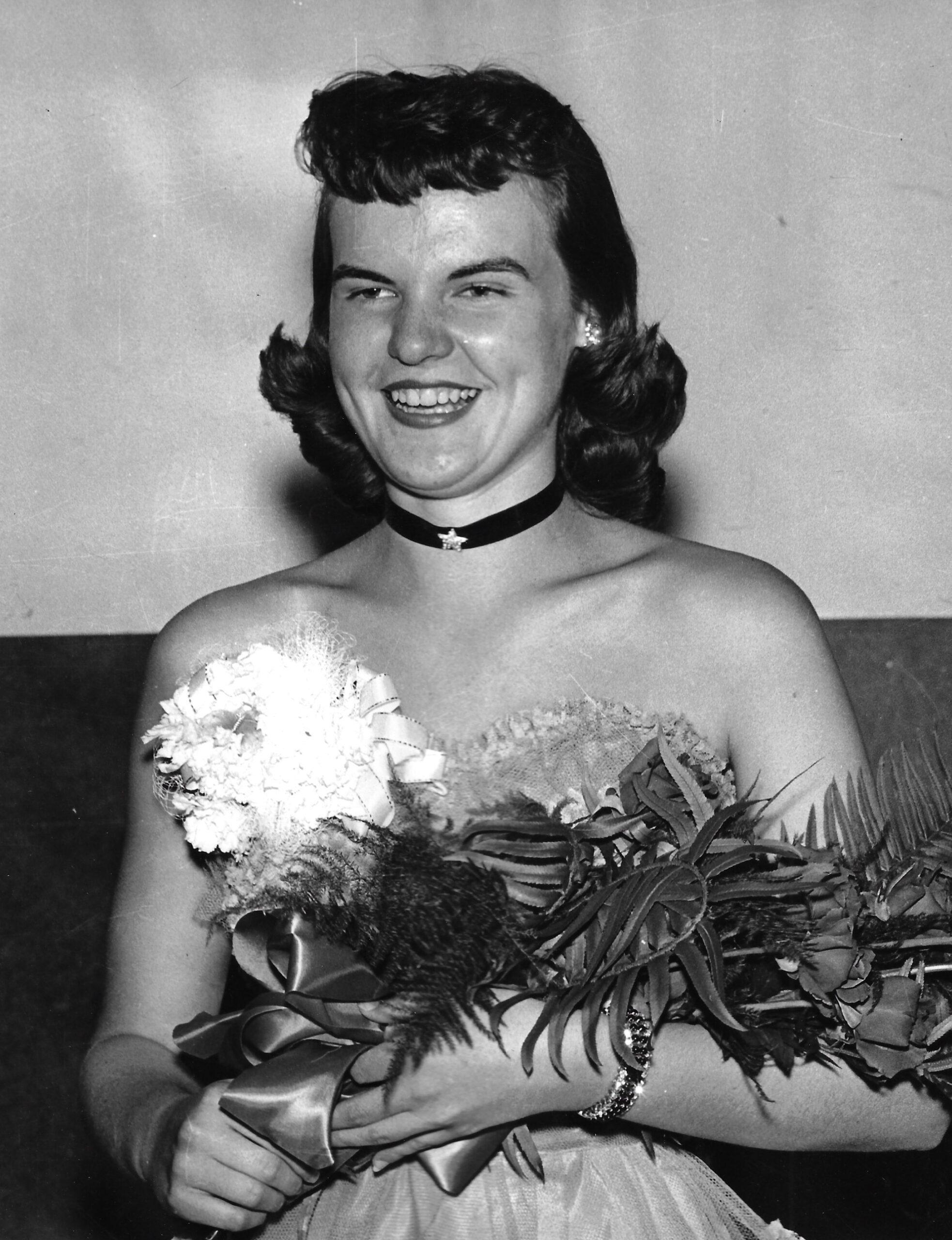 1956 Lincoln County Fair Queen