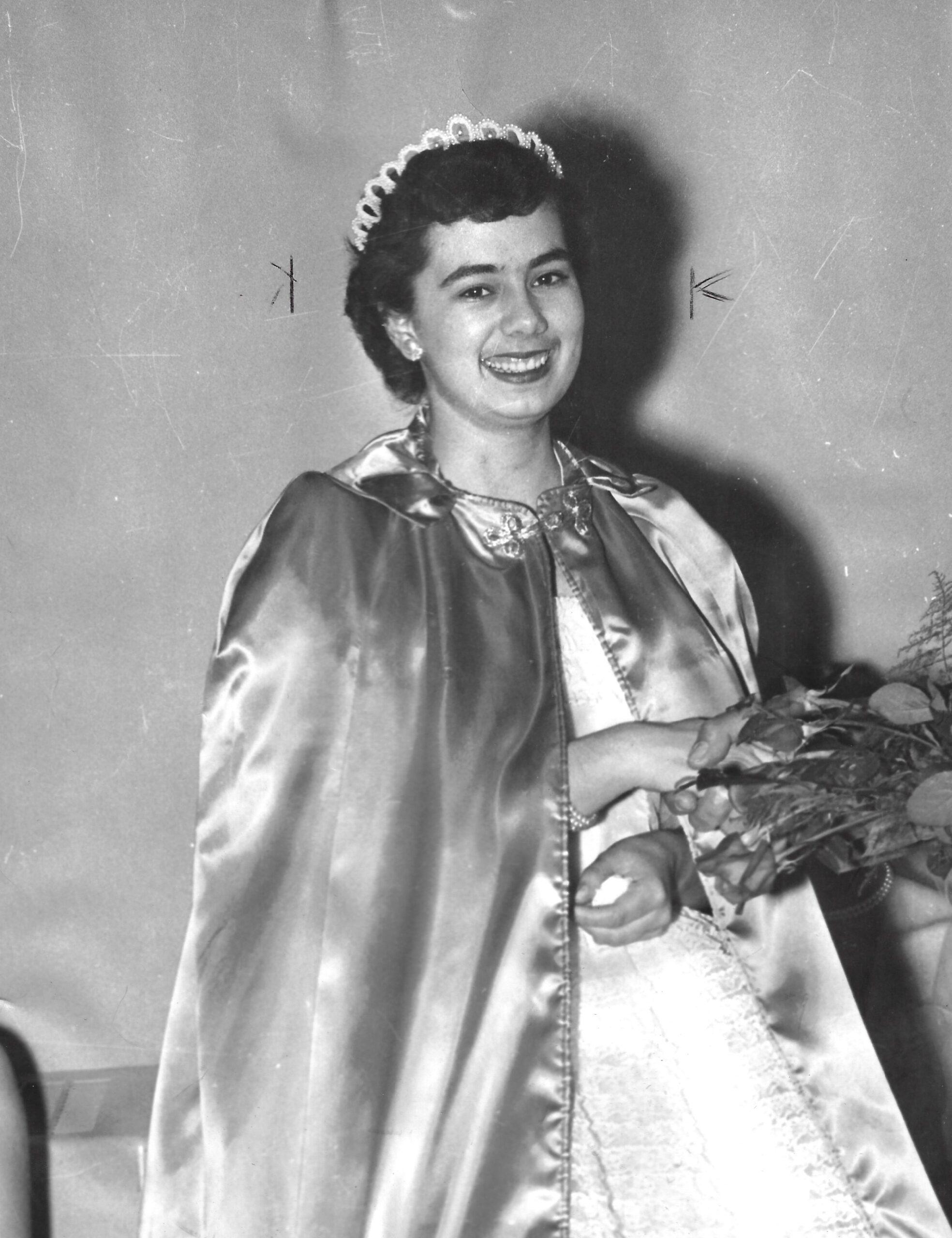 1957 Lincoln County Fair Queen