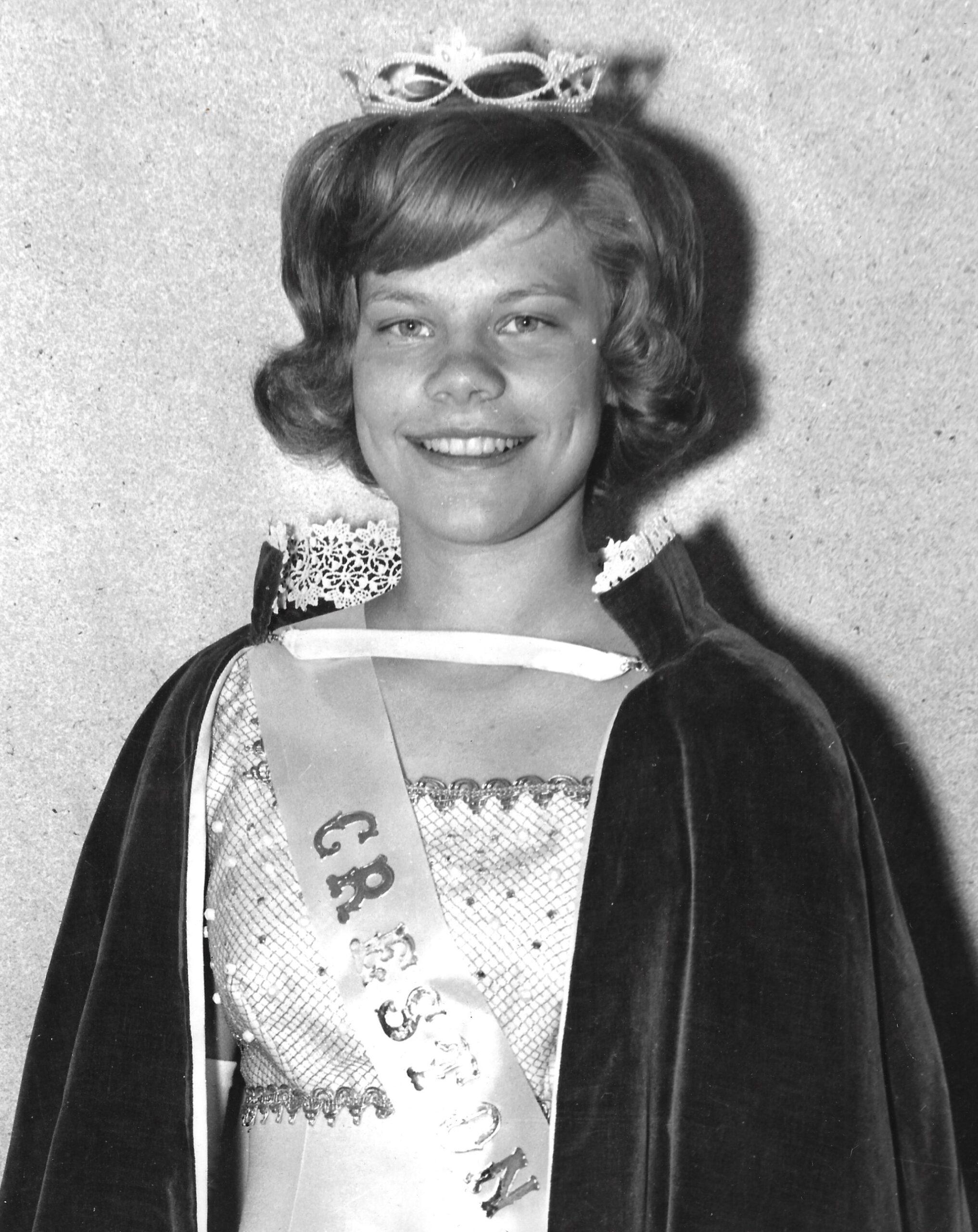 1966 Lincoln County Fair Queen