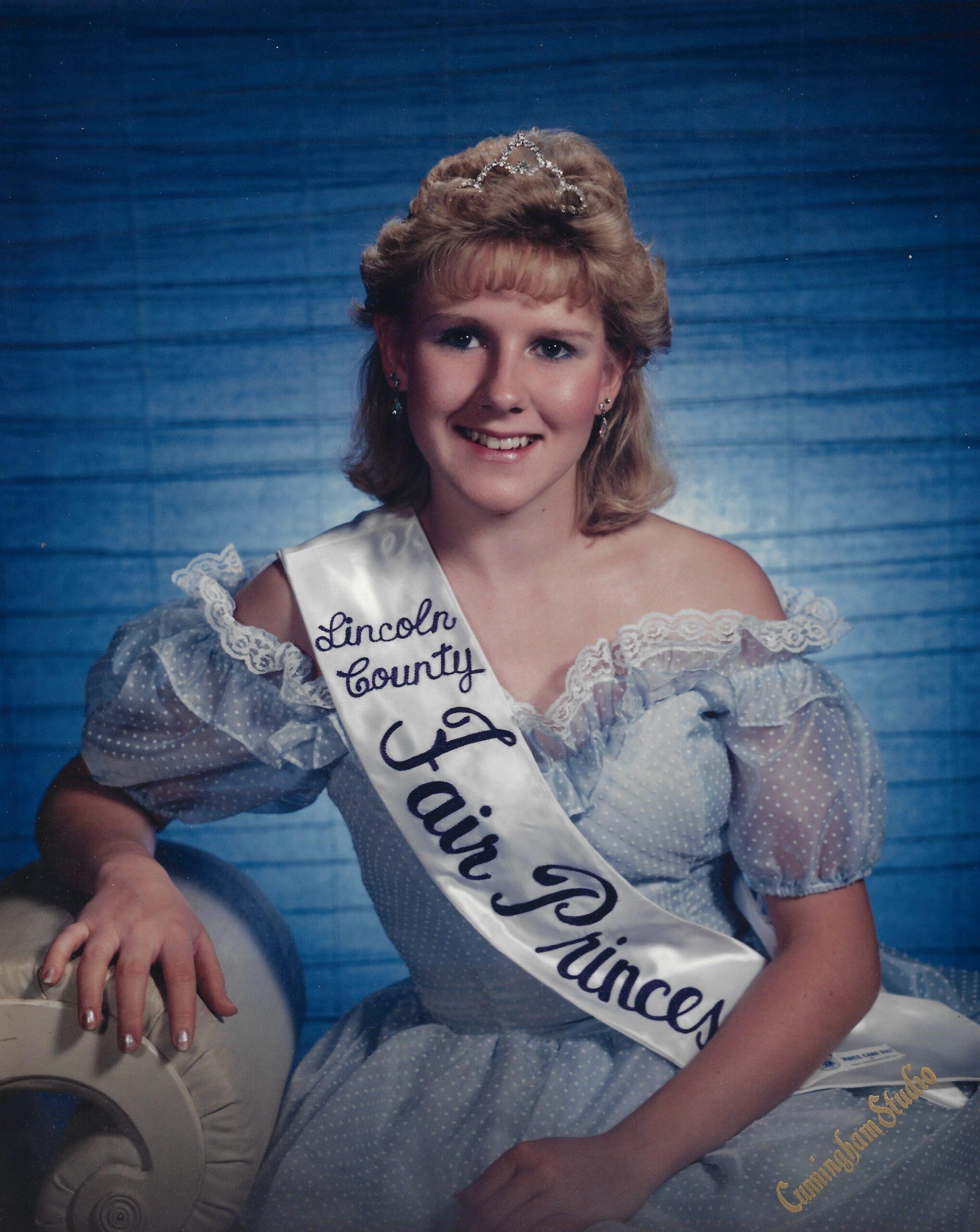 1978 Lincoln County Fair Queen