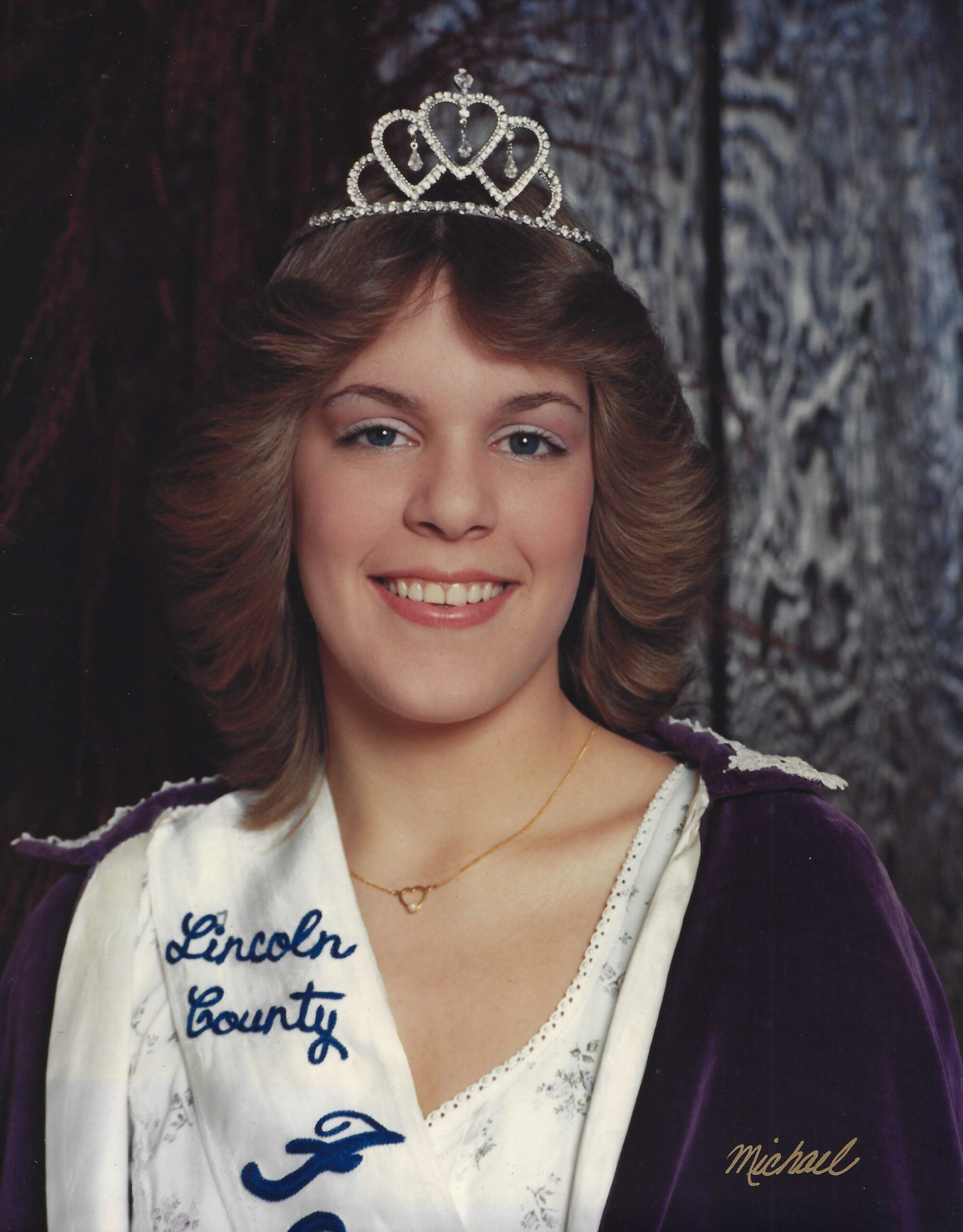 1981 Lincoln County Fair Queen