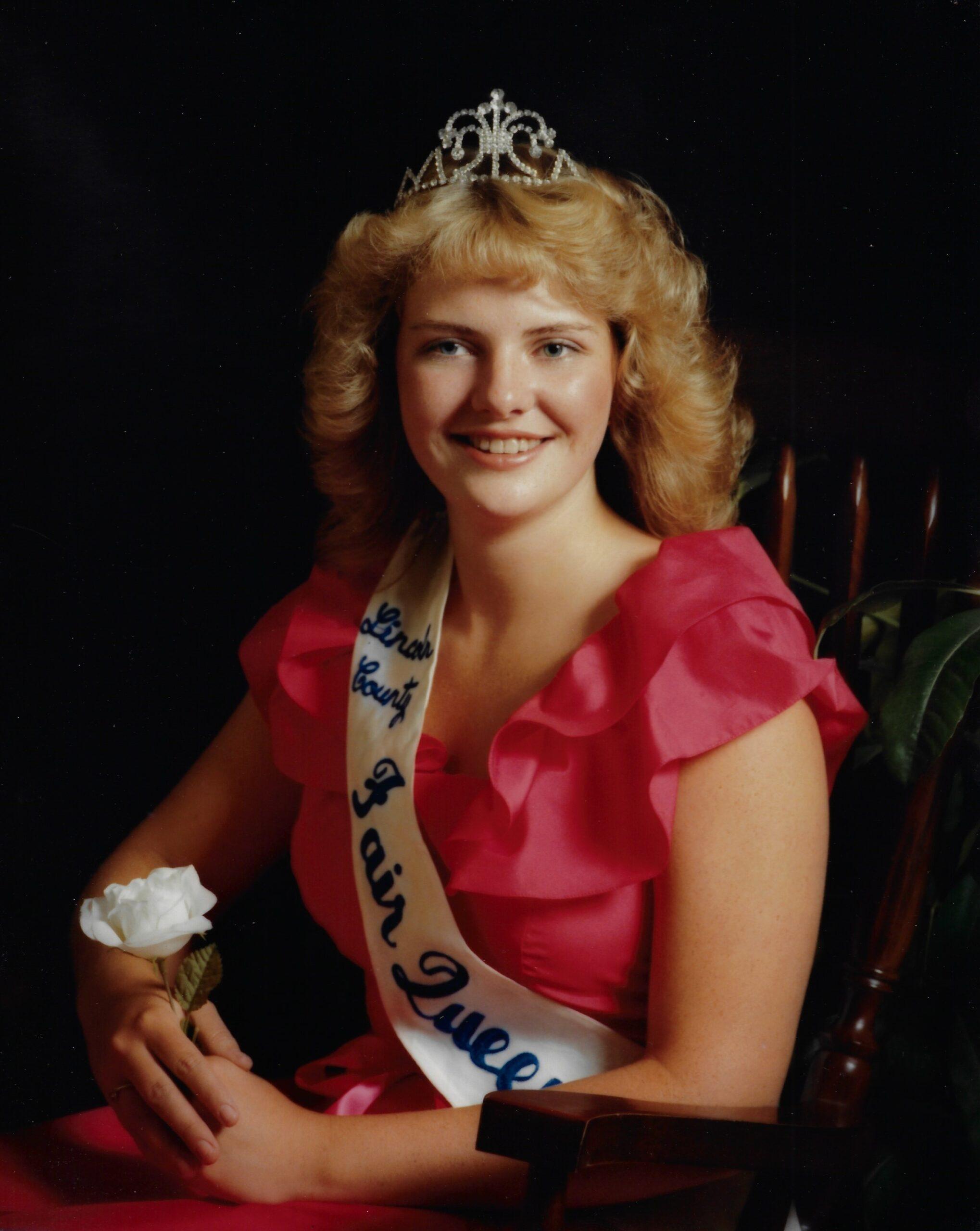 1982 Lincoln County Fair Queen