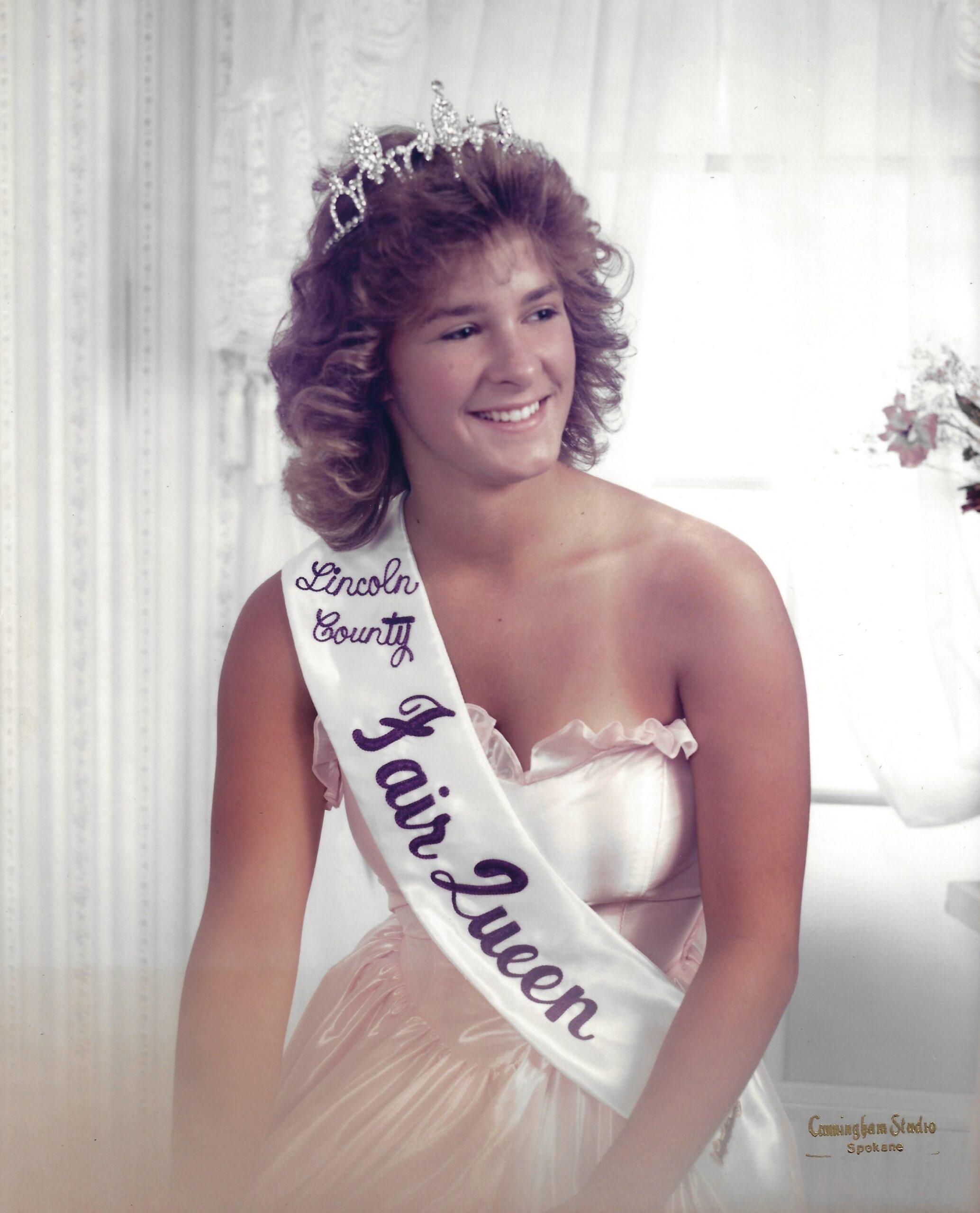 1988 Lincoln County Fair Queen