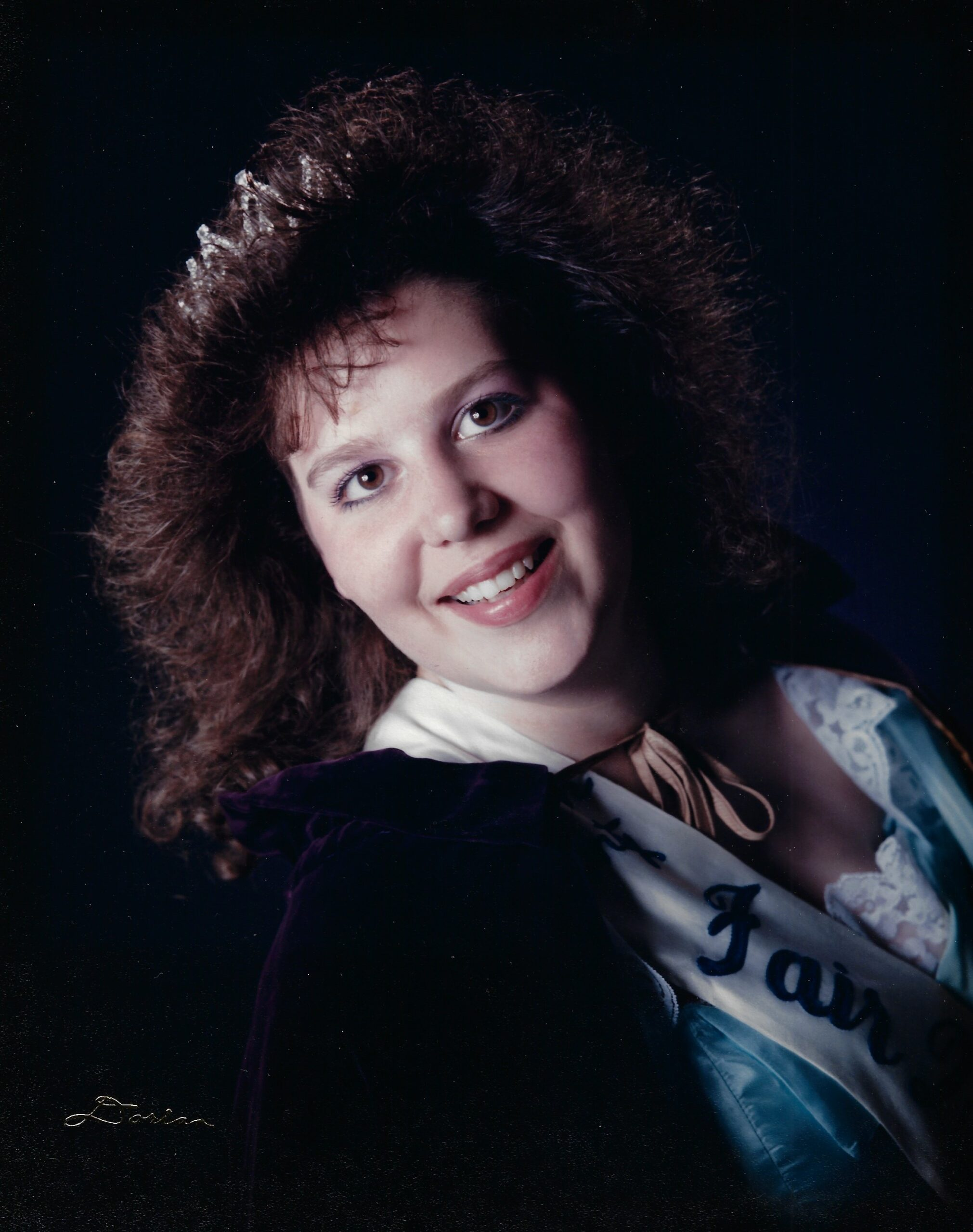 1989 Lincoln County Fair Queen