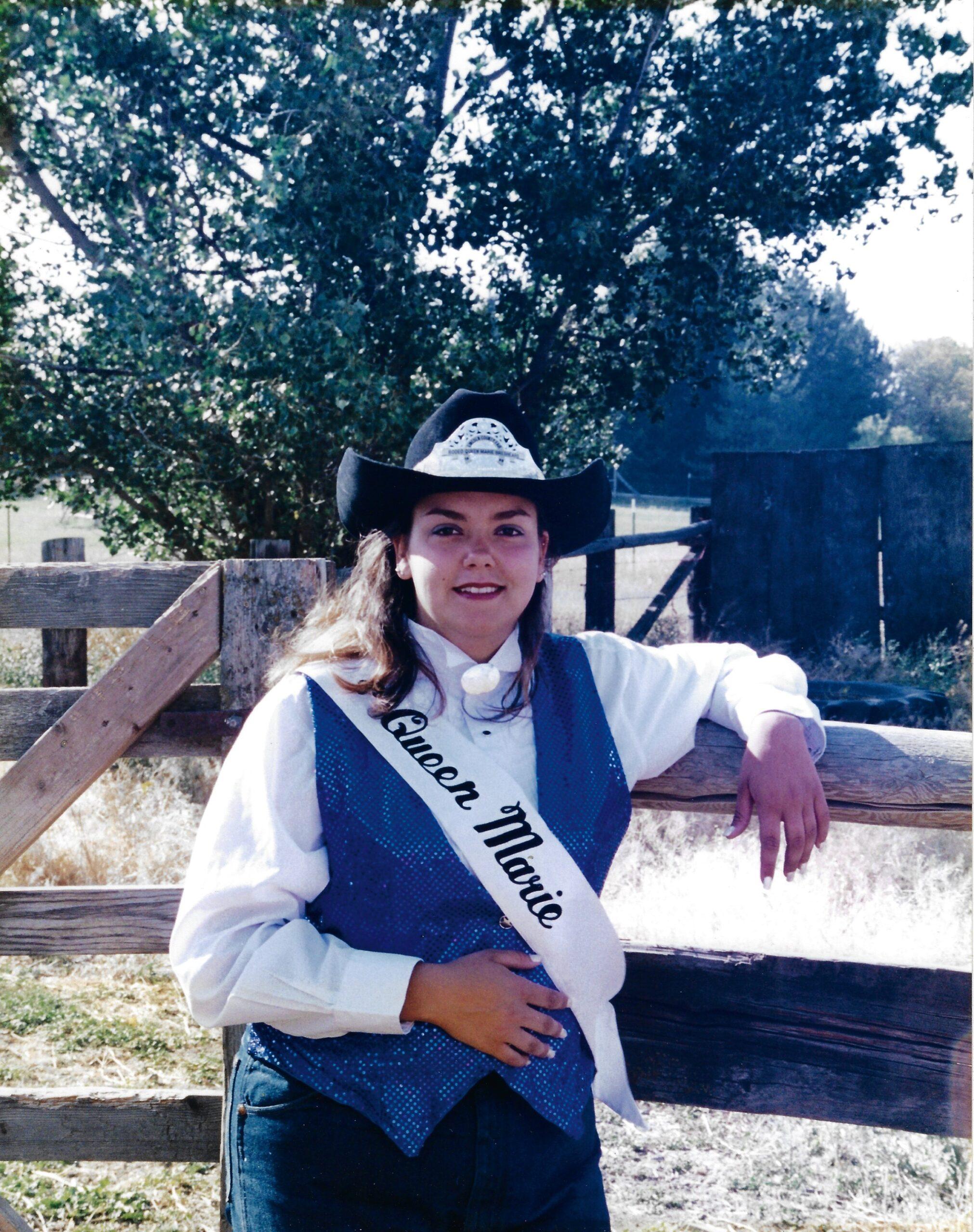 1999 Lincoln County Fair & Rodeo Queen