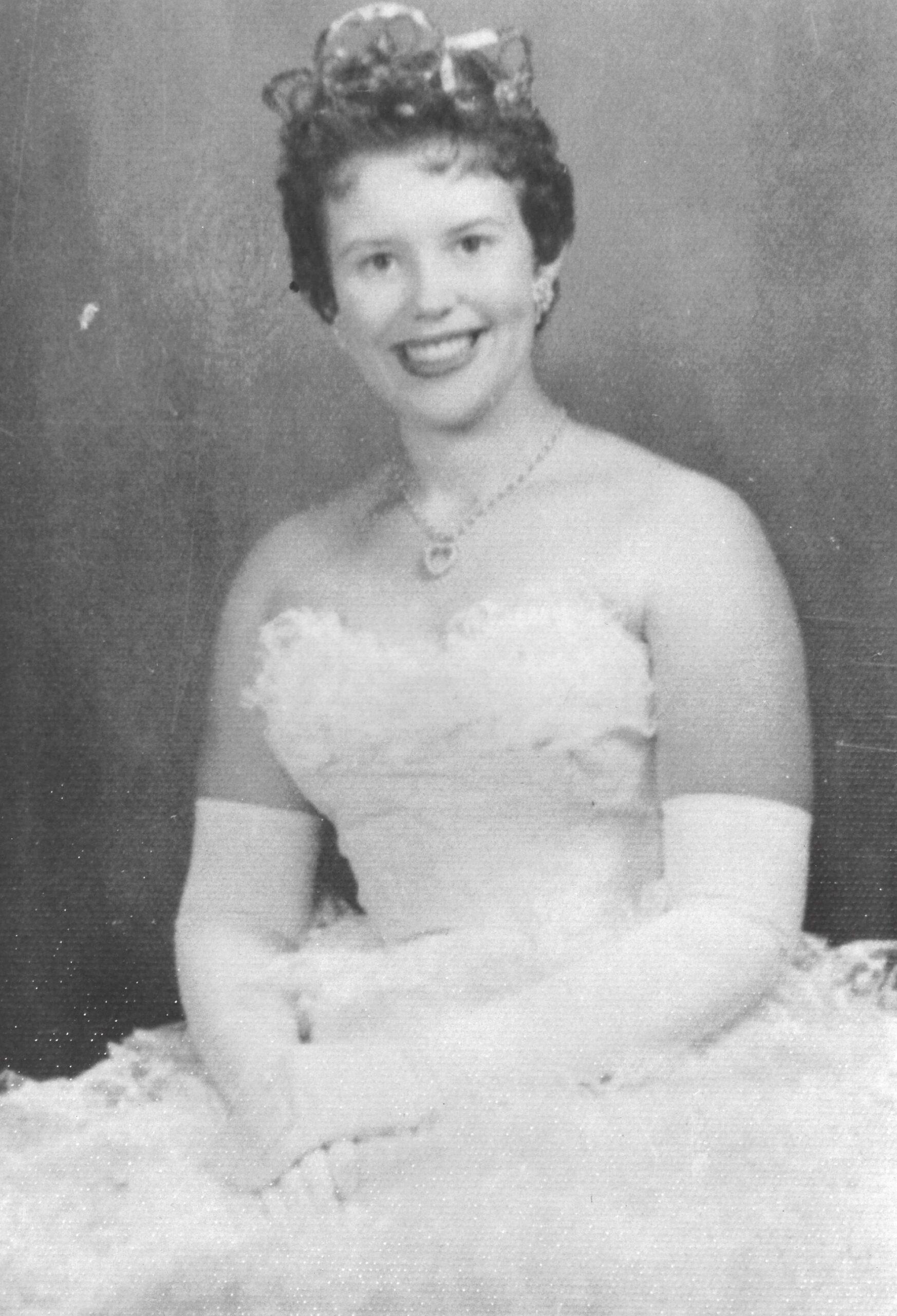 1959 Lincoln County Fair Queen