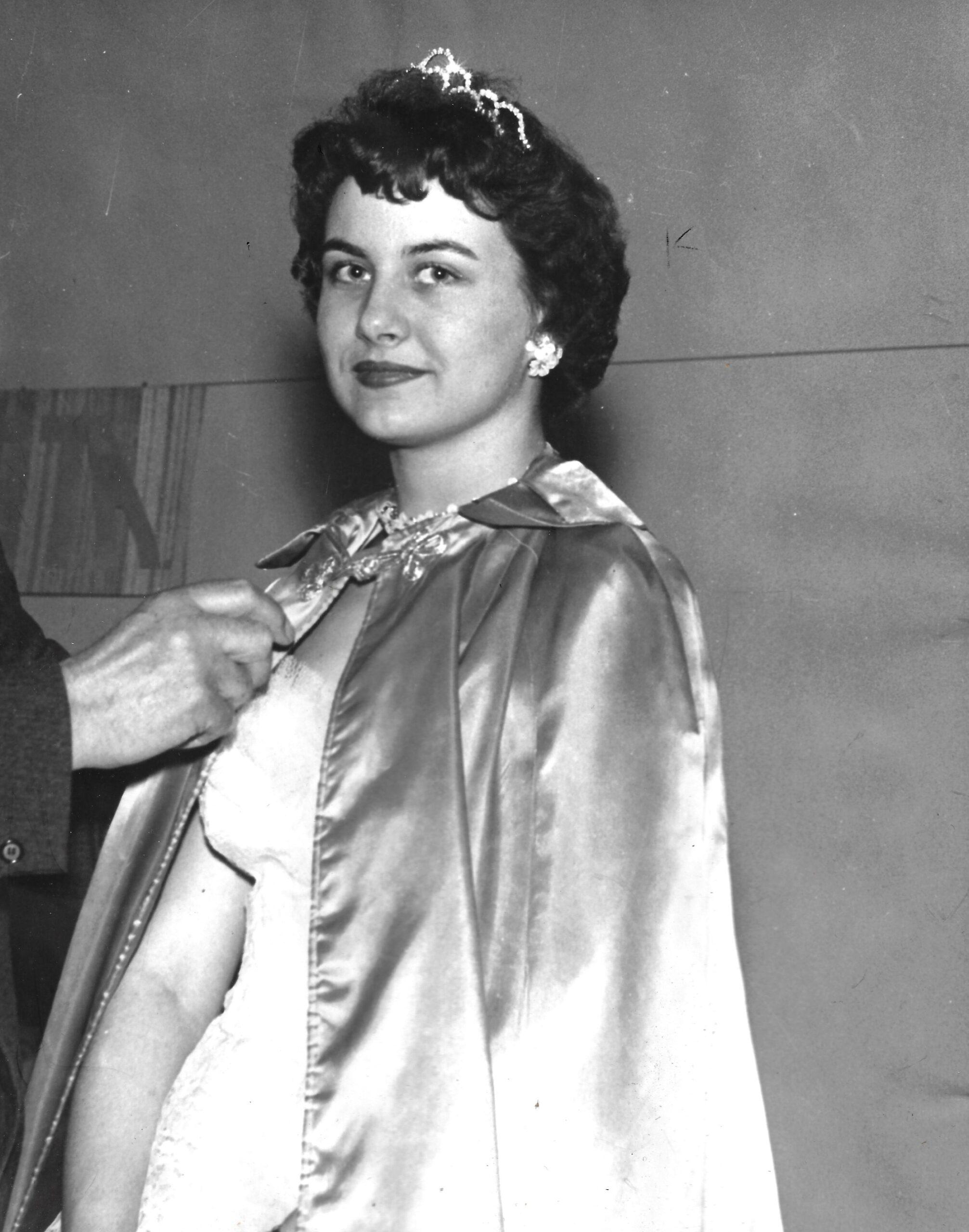 1960 Lincoln County Fair Queen